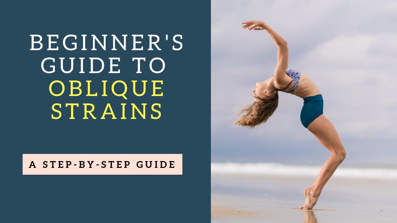 Secrets of Successful Oblique Strain Rehab