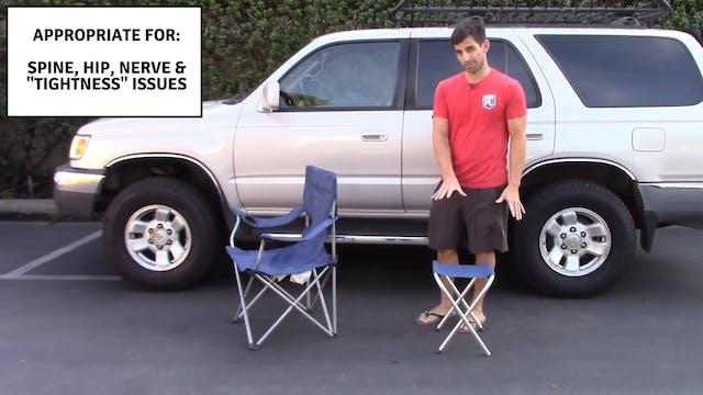 Trigger Modification - Sitting