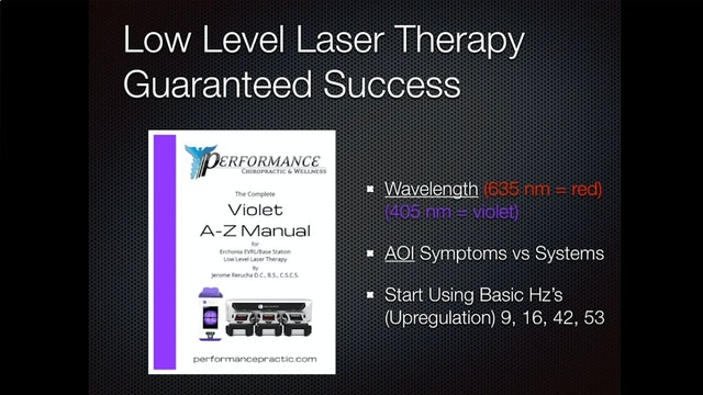 Violet Laser Essentials - Chapter 1 - Overview