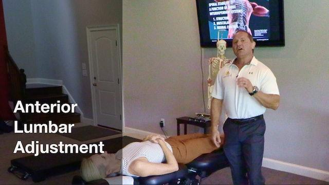 Chiropractic Adjusting Techniques & Tools