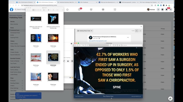 2 - Using Digital Marketing Slides with Facebook