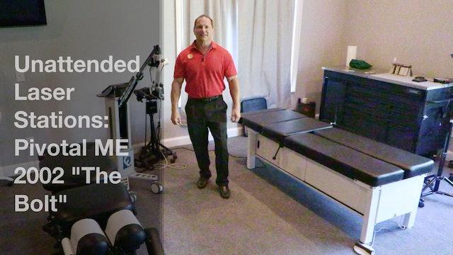 Unattended Laser Stations Part 1 - Pivotal Adjusting Table ME2002