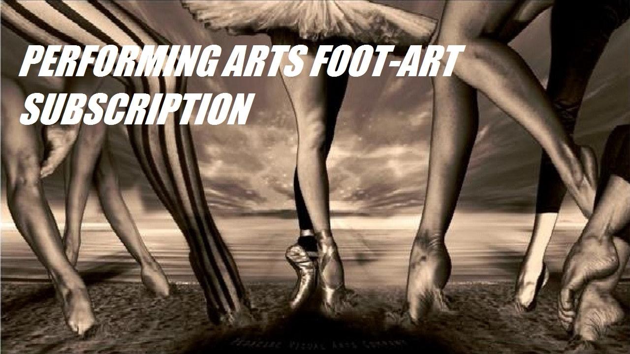 Foot-Art Project List 1