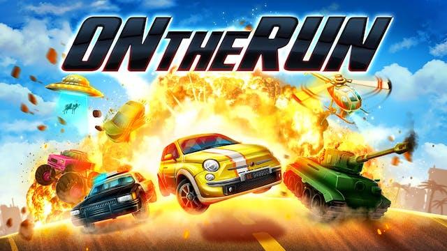 BounceBurn ~ On the RUN!