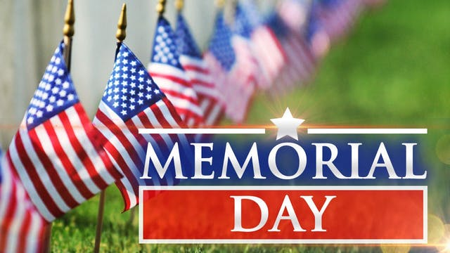 Memorial Day ~ Core & More!