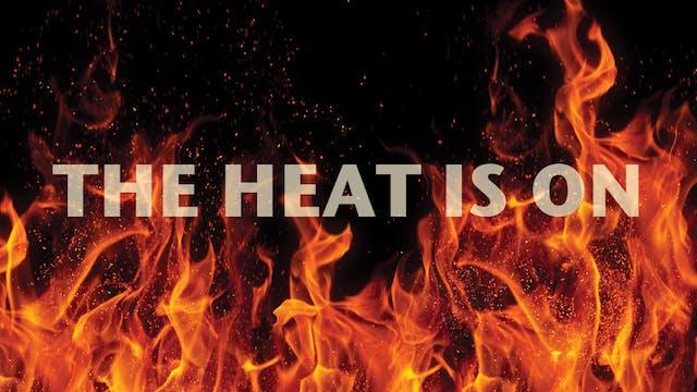 BounceLab ~ The Heat is ON!