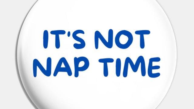 Sculpt ~ It's Not Nap Time!