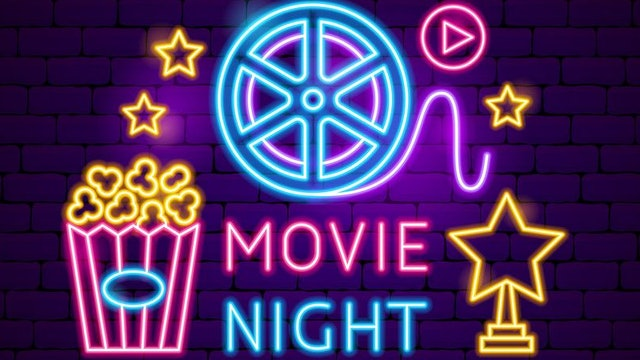 AP ~ Movie Night!
