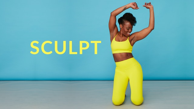 Get up & Sculpt!