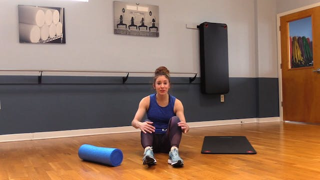 Roll Out- Foam Rolling Tutorial