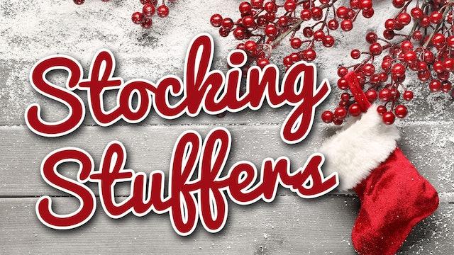 Stocking Stuffer Series ~ Arms