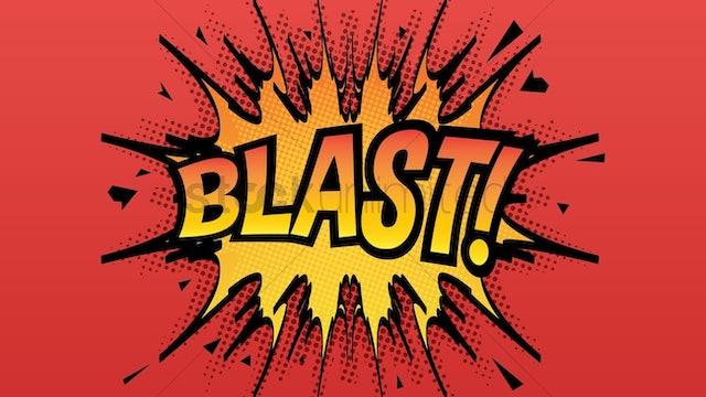 8 min Ab blast! (it's actually 10 mins & 47 secs.)