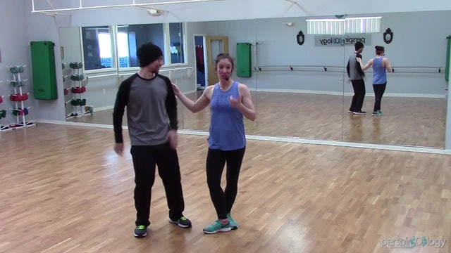 Dance Cardio Tutorial On-Demand