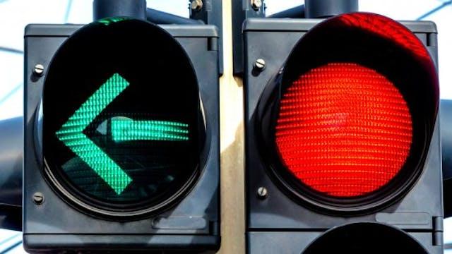BounceBurn ~ Red Light. Green Light.
