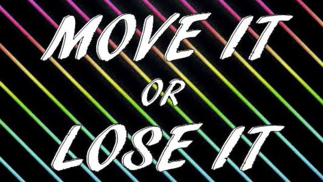 Bounce Express ~ Move it or Lose it