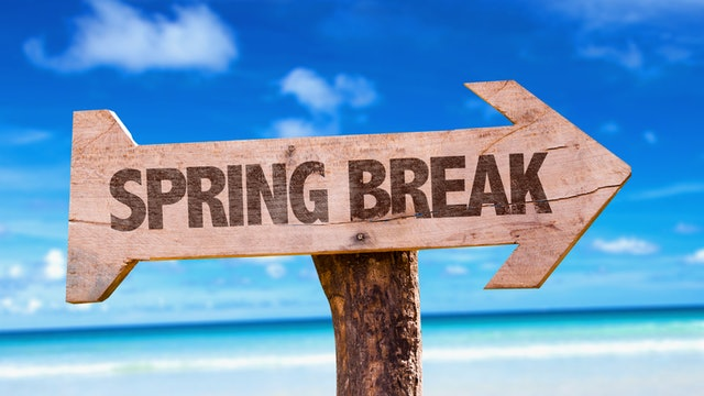 Spring Break Burn!!!