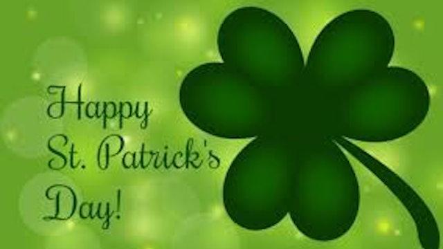 St. Patrick's Day Isolation Celebration
