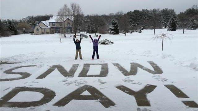 BounceLab ~ Snow Day!