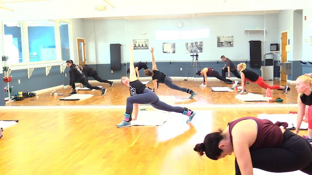 1 Hour Toning