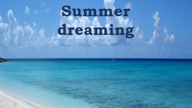 AP Summer Dreaming