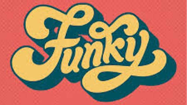 Funky Fundamentlas - (20 min. cardio & 40 min. Toning)