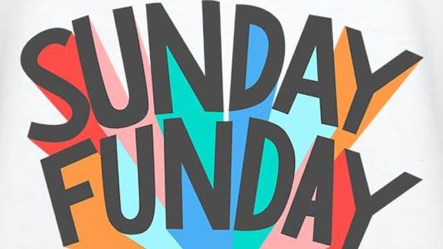 BounceBURN - Sunday Funday!