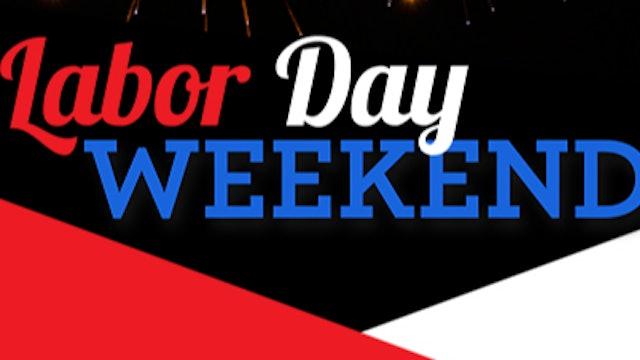 BounceBURN ~ Labor Day Weekend!