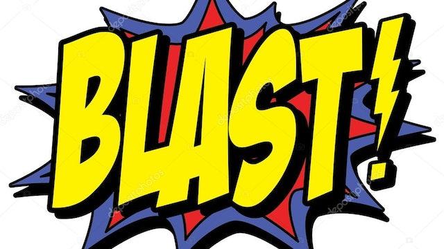 Basement Bodyweight Blast!