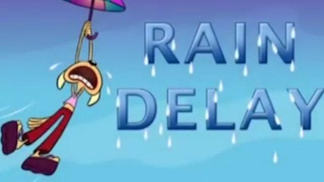 BOUNCE ~ Rain Delay