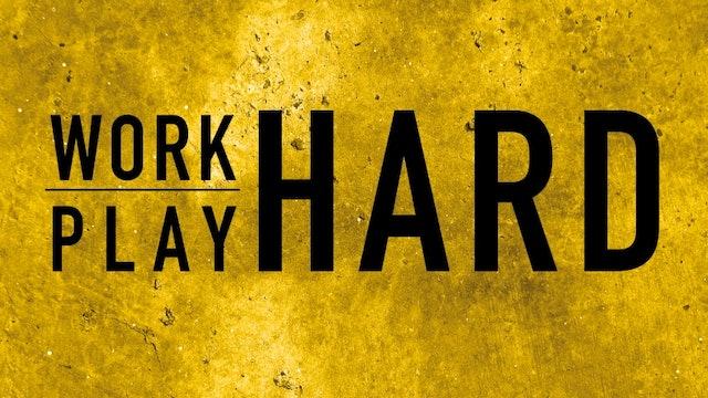 AP ~ Work Hard, Play Hard.