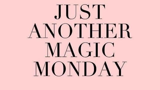 101 - Magic Monday!