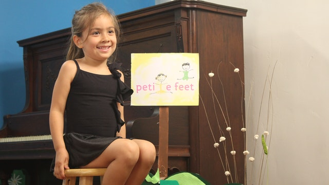 Petite Feet Bonus: Interviews