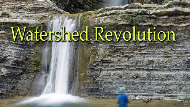 WATERSHED REVOLUTION