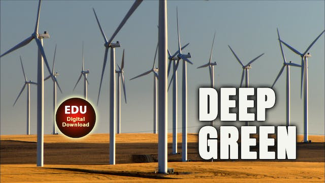 DEEP GREEN Solutions to Stop Global Warming Now - EDU