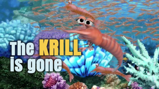 The Krill Is Gone
