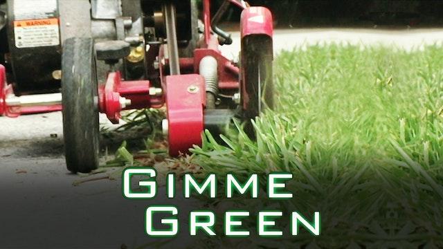 Gimme Green