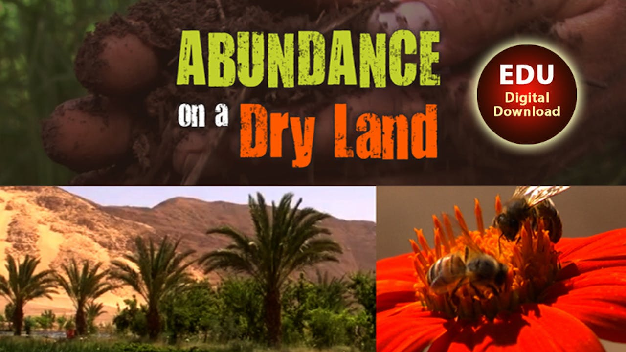 Abundance on a Dry Land - EDU
