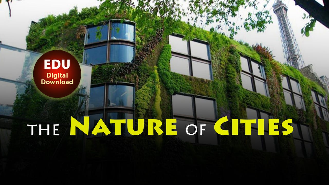 The Nature of Cities - EDU