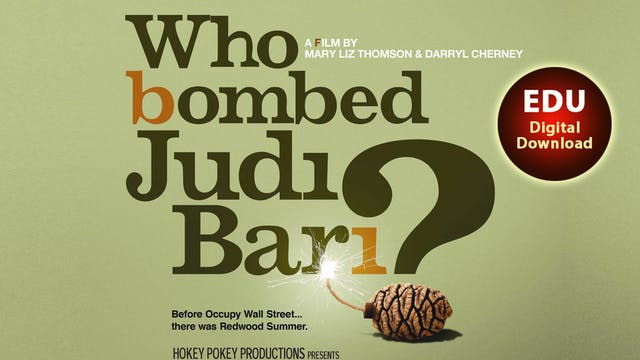 Who Bombed Judi Bari? - EDU