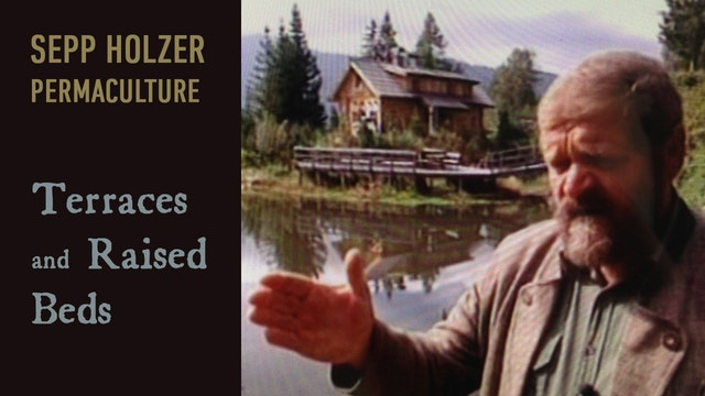Sepp Holzer Permaculture - Terraces & Raised Beds