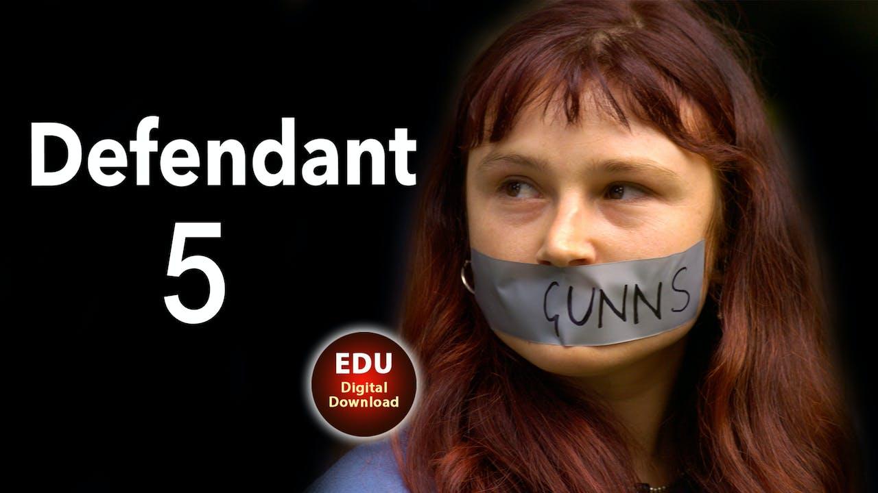 Defendant 5 - EDU
