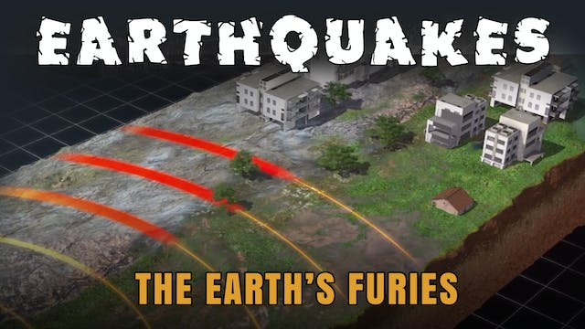 The Earths Furies_ Earthquakes