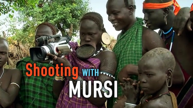Shooting with Mursi - EDU