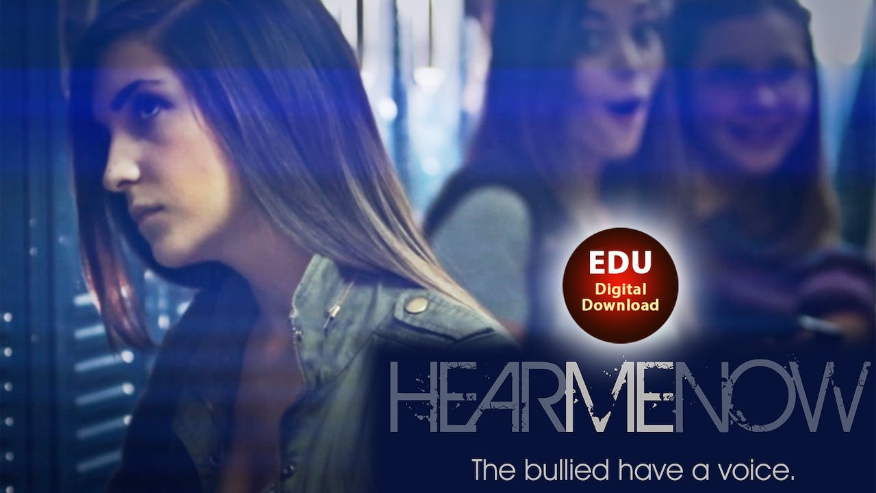 HEAR ME NOW The Bullied have a Voice - EDU