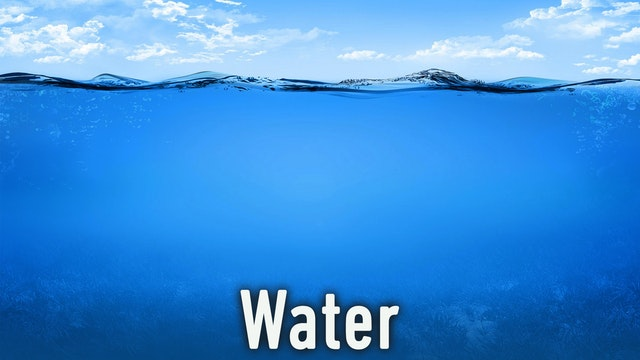 Oceans, Rivers, Lakes, Water Management