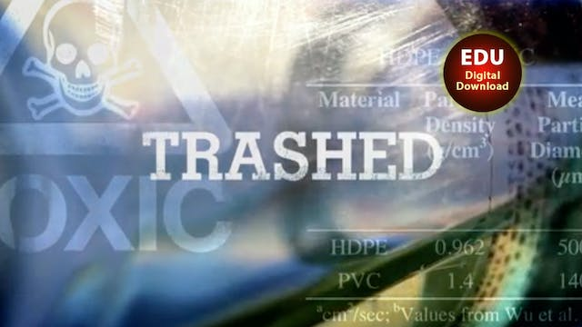 TRASHED Starring Jeremy Irons - EDU
