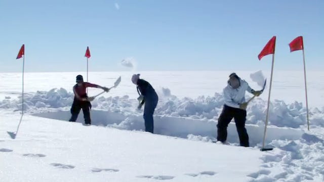 TRAILER THIN ICE The Inside Story of Climate Science