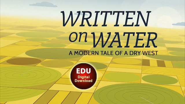 Written on Water - EDU