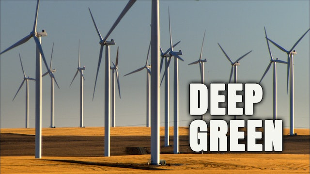 DEEP GREEN Solutions to Stop Global Warming Now