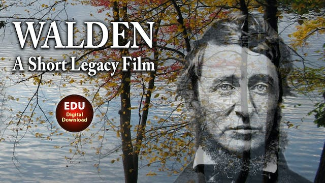 WALDEN: A Short Film Legacy